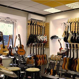 Музыкальные магазины Бошняково