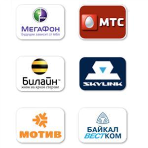 Операторы сотовой связи Бошняково