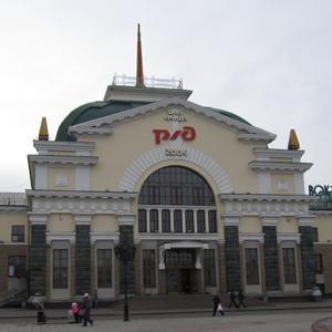 Железнодорожные вокзалы Бошняково